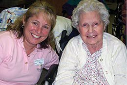 Hospice Volunteer Savannah